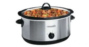CrockPot 7qt stainless manual