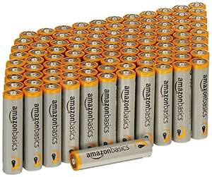AAA Batteries Amazon Basics