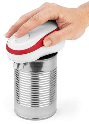 Bartelli BCO-102R Soft Edge Automatic Electric Can Opener